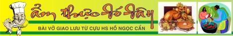 Logo am thuc